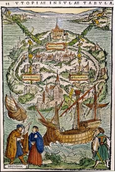 homas More's Utopia (1518). Photograph The Granger Collection, New York.jpeg