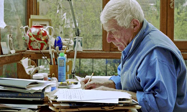 JB, Paris'teki Evinde (2005)