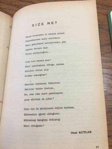 Küçük Dergi Mart-Nisan 1953 Sayı 11-12