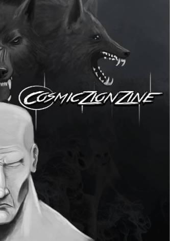 CosmicZion Zine #7 Hades - Kapak