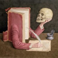 Ölüm İlanımın Yazarıyla Nasıl Tanıştım