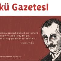 Öykü Gazetesi'nin yeni sayısı çıktı
