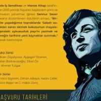 2021 Sennur Sezer Emek-Direniş Şiir ve Öykü Ödülleri