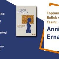 Toplumsal Bellek ve Kadın Yazını: Annie Ernaux