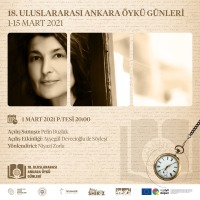 18. Uluslararası Ankara Öykü Günleri'nin programı açıklandı