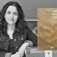 """Derya Sönmez'in ilk öykü kitabı """"Sırça Kanatlar"""" yayımlandı"""