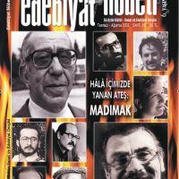 Edebiyat Nöbeti'nin 35. sayısı yayımlandı