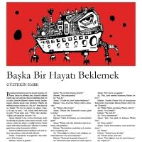 Öykü Gazetesi'nin Eylül sayısı çıktı