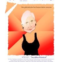 """Lacivert'in 101. sayısı: """"Edebiyatının 45. Yılında Pınar Kür'ün Eserleri Arasında"""""""