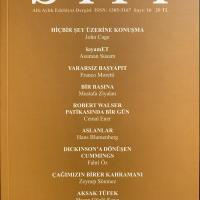 Biri Dergisi'nin yeni sayısı çıktı